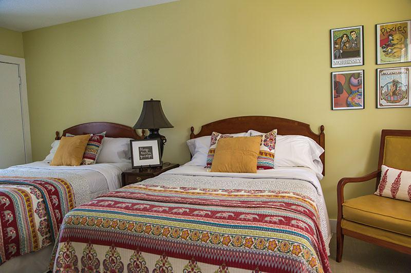 Floyd Virginia Room 1 Accommodations