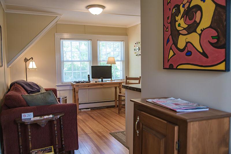 Floyd Virginia Room 7 Accommodations