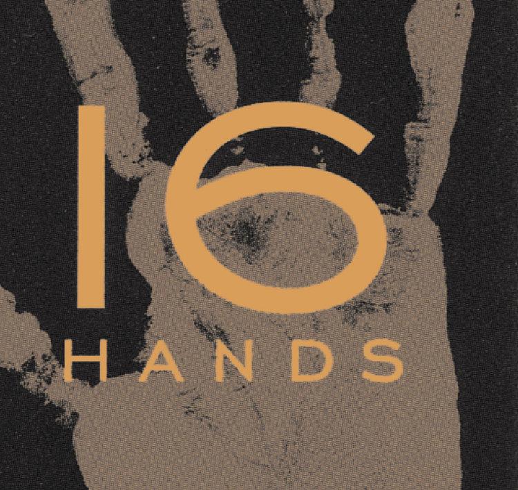 16hands+logo